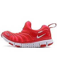 Nike 耐克 童鞋 2018春毛毛虫缓震运动鞋舒适耐磨防滑保暖跑步鞋