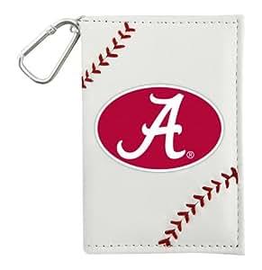 GameWear NCAA Alabama Crimson Tide ID 枪套,白色