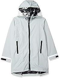 TOMBOW 学生服装 雨天不会闷热的弹性上下套装 男子 T-22-6 有弹性,后背带有侧裆的轻便合羽 弹性布料