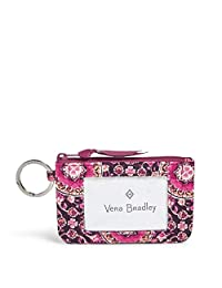 Vera Bradley 标志性拉链 ID 手机壳,标志棉