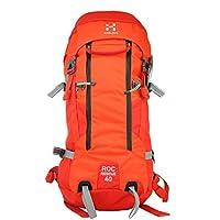 Haglofs 火柴棍 户外登山救援包 334052-2C8 桔红色/鲜红色 均码