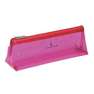 SEKISEI 水手环 笔盒 <装饰樱桃> マチ付 粉色