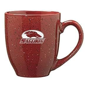 Southern Illinois University - 16盎司陶瓷咖啡杯 - *红色