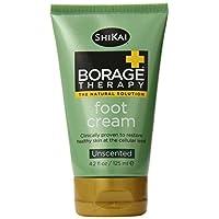 Shikai - 琉璃苣干性皮肤法脚奶油 - 4.2盎司
