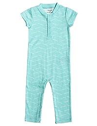 Calvin Klein 女婴短袖连衣裤