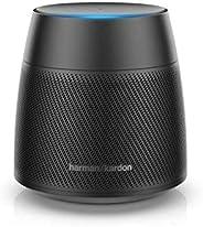 Harman Kardon Astra 蓝牙扬声器带 Amazon Alexa Voice Assistant 360 声音 - 新款