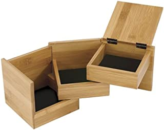 Umbra Tuck 珠宝/收纳盒,自然色