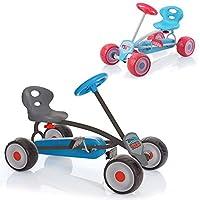 Hauck 德国儿童卡丁车儿童脚踏车自行车儿童户外玩具健身玩具蓝色