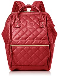 [anello]背包/背包 AH-B3001 绗缝口金 背包 REGULAR
