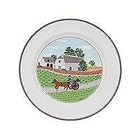 Villeroy & Boch Design Naif 27 厘米平板,农具 10-2337-2622