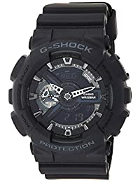 Casio 卡西欧 G-Shock男士手表 GA-110-1BER,Black,One Size