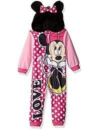 Disney 迪士尼女童米妮毛毯睡衣