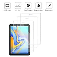 3 件装哑光防眩光屏幕保护膜适用于三星 Galaxy Tab A 10.5 英寸 帮助您的*减少*