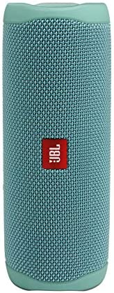 JBL FLIP5 音樂萬花筒五代 便攜式藍牙音箱 低音炮 防水設計 支持多臺串聯 戶外迷你音箱 熒光綠
