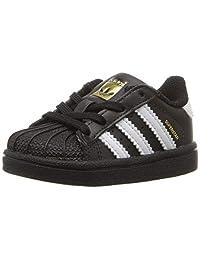 adidas superstar ,男孩训练 Black/White/Black 9K M US Toddler