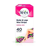 Veet Ready To Use Wax Strips Normal x 40