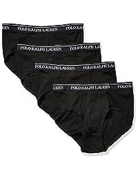 经典修身棉质内裤 4 条装
