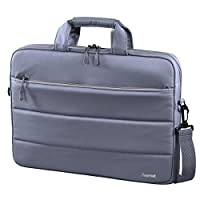 """Hama Laptop Bag""""Montreal to"""", up to 44cm (17.3""""), 灰色, 蓝色"""