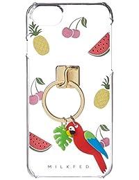 Milk FED PARROT RING iPhone CASE 3192026