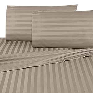 Martex Pillowcase Pair 多种颜色 Oxford Tan King 708820825758