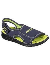 Skechers 男童,Synergize Fast Stream 凉鞋