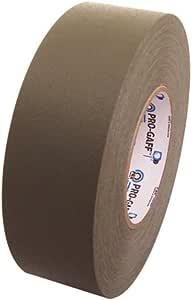 Tape Brothers Pro Gaffers 胶带 1 英寸和 2 英寸宽 x 55 码,17 种颜色可选 2英寸 橄榄色(Olive Drab)