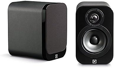 Q acoustics 3010COMPACT 书架箱音箱(一对)