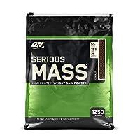 Optimum Nutrition Serious Mass粉  巧克力味 5.44kg