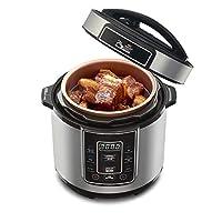 ショップジャパン 【公式】プレッシャーキングプロ 電気圧力鍋 炊飯器 無水調理 蒸し料理 PKP-NXAM