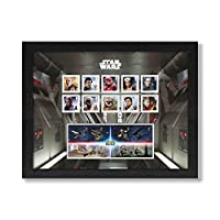 Star Wars 2019 帶框郵票和迷你表格