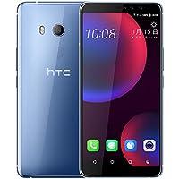 HTC U11 EYEs 全面屏双摄手机 全网通 4G+64G 双卡双待手机 (皎月银) 下单赠送专属钢化膜