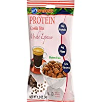 Kay's Naturals-蛋白饼干咬摩卡咖啡-1.2 盎司。