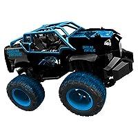 官方* NFL 遥控怪物卡车 Carolina Panthers 黑色/蓝色