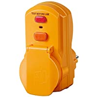Brennenstuhl 1290660 保护适配器 bdi-a 2 30 IP54