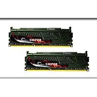 G.Skill F3-2400C11D-16GSR 16GB (2x8GB) 2400MHz CL11 DDR3-RAM 1.65v 内存套件