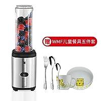 WMF 福腾宝mixgo便携式搅拌机(Tritan材质便携杯 不锈钢机身 0.6L便携杯)