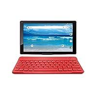 10.1 英寸平板电脑套装,Azpen Android 8.1 Oreo Google 认证游戏商店,带蓝牙键盘套和支架