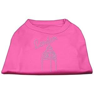 Mirage Pet London 水钻狗狗衬衫 亮粉色 不适用