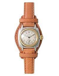 [VAGUE WATCH Co.]VAGUE WATCH Co. 腕表 COUSSIN EARLY(靠垫) GUIDI&ROSELLINI皮革带底座CO-S-008 女士