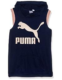 Puma 大女童连帽衫