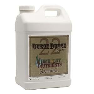 Humboldt Nutrients 2.5 加仑 Humboldt Nutrients DeuceDeuce 0-0-22 有机钾 2.5 Gallon HNDD415