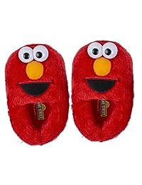 Sesame Street Elmo Cookie Monster 男孩女孩袜子上衣拖鞋(幼儿/小童)