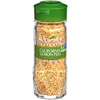 Mccormick, Gourmet, California Lemon Peel