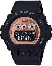 Casio Casio GMDS6900MC-1 G-Shock 女式 S 系列手表 黑色 46mm 树脂