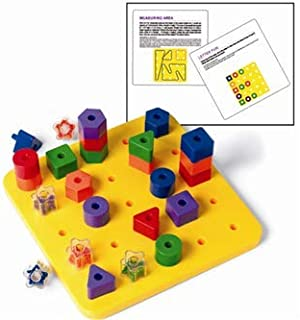 DISCOVERY TOYS GIANT PEGBOARD #1562