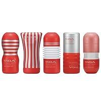 TENGA 一次性自慰杯 5种套装 标准版
