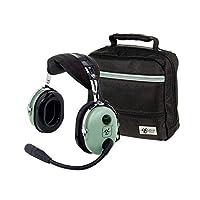 David Clark H10-13S Headset w/David Clark 耳機包