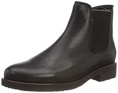 Gabor 女士舒适运动及踝靴 Black (Schwarz (Micro) 27) 5 UK