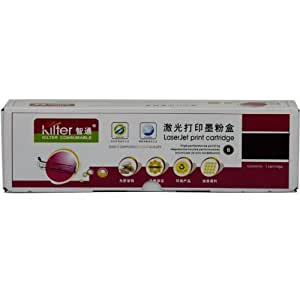 Kilter 智通 打印机硒鼓 Panasonic 松下 KX-FAC296CN 粉盒 (适用于:Panasonic KX-FL323CN/328CN/333CN/338CN)