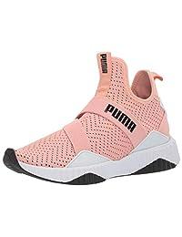 PUMA 女士 Defy Mid 运动鞋